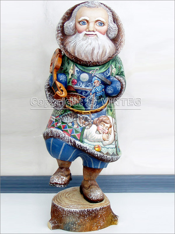 Gnome with Violin